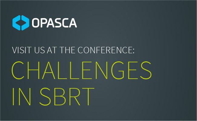 OPASCA Event Challenges in SBRT Radiotherapy
